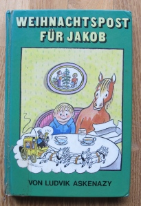 "This used children's book ""Christmas Mail for Jacob"" was calling out to me"